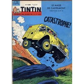 Journal De Tintin N� 723