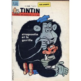 Journal De Tintin N� 712