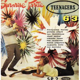 Surprise Partie Teenagers 1963