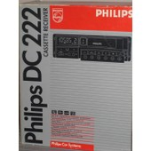 Philips DC 222 autoradio