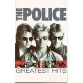 K7 Cassette Audio The Police Sting Greatest Hits
