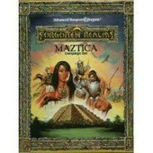 Advanced Dungeons & Dragons 2nd Edition/Forgotten Realms : Maztica Campaign Set