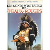Les Signes Myst�rieux Des Peaux-Rouges de Fronval George / Dubois Daniel