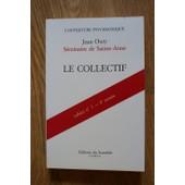 S�minaire De Sainte-Anne N� 1 - Le Collectif 19 Septembre 1984-19 Juin 1985 de jean oury