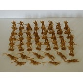 Esci - 8� Arm�e Britanique - Lot De 50 Figurines 1/72