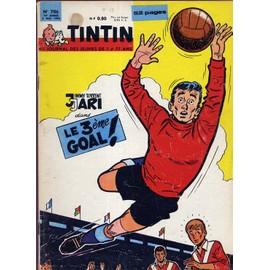 Tintin N� 706 : Le 3eme Goal
