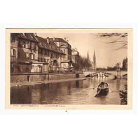 833a. Strasbourg Bords De L'ill