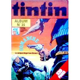 Album Tintin N� 35