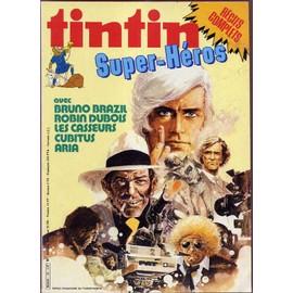 Super Tintin N� 19 : Super Heros