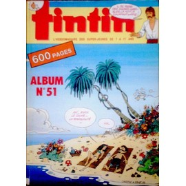 Album Tintin N� 51