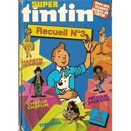 Super Tintin Recueil N�3
