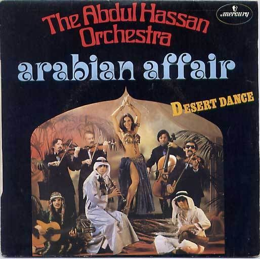 Arabian Affair