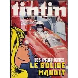 Tintin (�dition Belge) 28e Ann�e N� 27 : Les Panth�res : Le Bolide Maudit