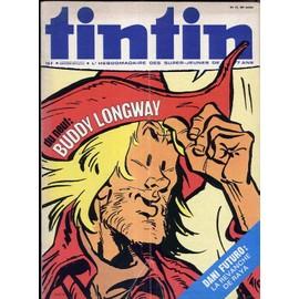 Tintin (�dition Belge) 28e Ann�e N� 15 : Du Neuf : Buddy Longway