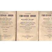 Visions D Anne-Catherine Emmerich Sur La Vie De Notre-Seigneur J�sus-Christ Et De La Tr�s Sainte Vierge 3 Volumes de D EBELING, CHARLES