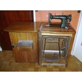 Excelsior 223 - Ancienne Machine A Coudre