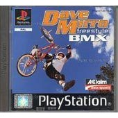 Dave Mirra Freestyle Bmx - Playstation - Pal