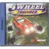 4 Wheel Thunder - Dreamcast - Pal