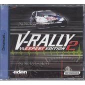 V Rally 2 Expert Edition - Dreamcast - Pal