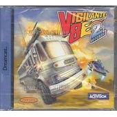 Vigilante 8 2nd Offense - Dreamcast - Pal
