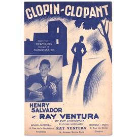 clopin-clopant (pierre dudan, bruno coquatrix) / henri salvador
