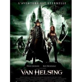 Van Helsing - Affiche De Cinema - Format 120x160 Cm