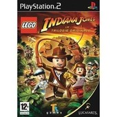 Lego Indiana Jones La Trilogie Originale - Ensemble Complet - Playstation 2 - Fran�ais