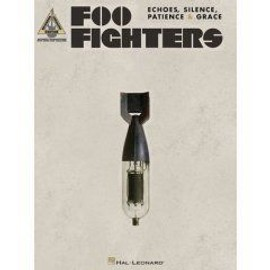 Foo fighters : echoes silence patience & grace (vocal + guitar tab et solfège + accords)