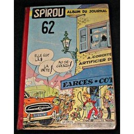 Spirou - Album Du Journal N�62