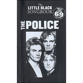 Police : the little black songbook (paroles seules + accords)