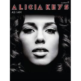 Alicia Keys : as i am (chant + piano + accords)