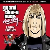 Grand Theft Auto (Gta) Vice City - Original Soundtrack Volume 1 : Lazlow Presents V-Rock - Collectif (Judas Priest, M�tley Cr�e, Megadeth, Twisted Sister, Ozzy Osbourne, Iron Maiden, Slayer, Tesla, David Lee Roth, Quiet Riot, Et Al.)