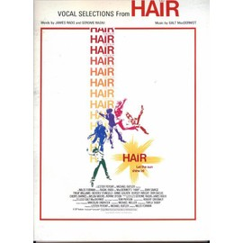 Hair - Vocal selections