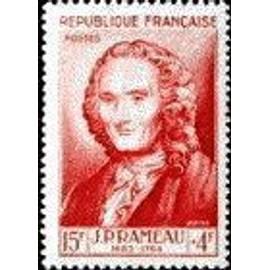 JEAN PHILIPPE RAMEAU Y&T 947 DE 1953