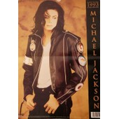 Calendrier - Michael Jackson - 1993