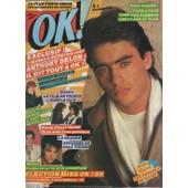 Ok Age Tendre N� 474 : 02-1985 Anthony Delon/Karen Cheryl/Sardou/Prince/Paul Young/George Michael/Anne Parillaud/Patti Layne