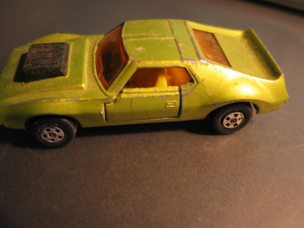Voiture Miniature Matchbox Superfast N°9 A M X Javelin 1972