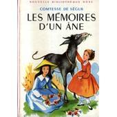 Les M�moires D'un �ne - Illustrations J. Hives de S�gur, Comtesse de