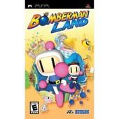 Bomberman Land - Ensemble Complet - Playstation Portable