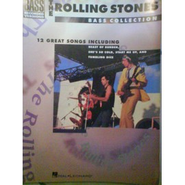 the rolling stones bass collection