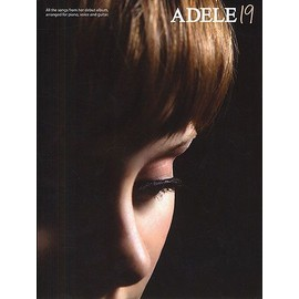 Adele : 19 (chant + piano + accords)