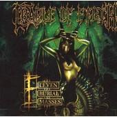 Eleven Burial Masses (Cd+Dvd) - Cradle Of Filth