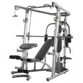 Banc De Musculation Weider Smith Machine + Kit Fonte Olympique 55 Kgs Grp_Weiwebe4496_Kit55kg_Avril08