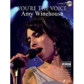 Winehouse amy : you're the voice (chant + piano + accords ) + 1 cd