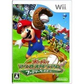 Super Mario Stadium : Family Baseball (Import Japonais)