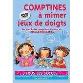 Comptines A Mimer - Jeux De Doigts de Guichard, Remi