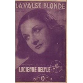 La Valse blonde