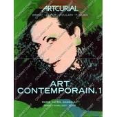 Art Contemporain - 1 - Collection Christine Le Chanjour & J - M - Collection Yves Michaud Et A Divers - [Dufrene - Hains - De La Villegle - Spoerri - Gilli - Malaval - Rotella - Ben - ...