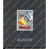 Klasen - Peintures - Collages - 1985-1990 - Trilingue Francais-Allemand-Anglais