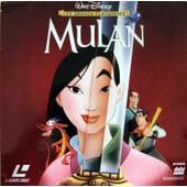 Mulan - Laserdisc Pal
